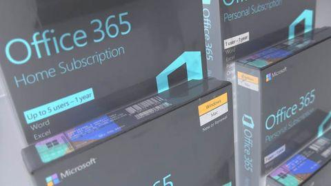 Office 365-kartonger