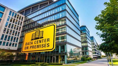 Skylt: Datacenter On Premise