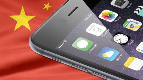 Iphone i Kina