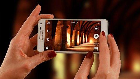 Så hittar du bilderna i din mobil