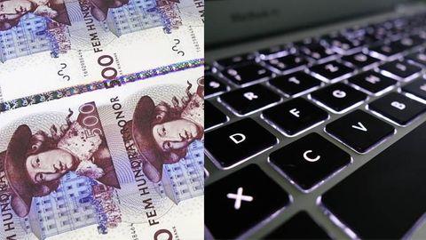 Pengar och pc