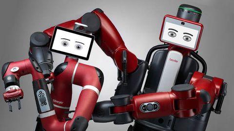 Samarbetsrobotar