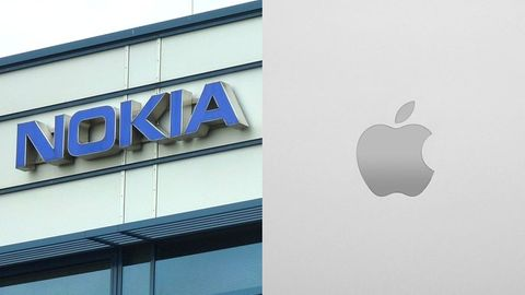 Nokia, Apple