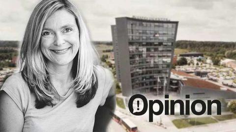 Lena Miranda, VD Science Park Mjärdevi
