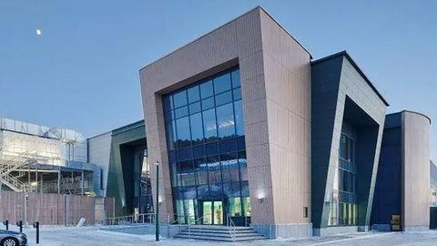 Digiplex anläggning i Väsby