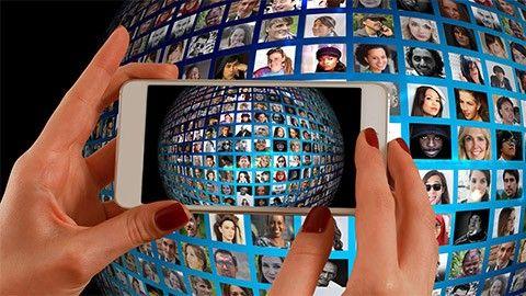 För över mobilbilder – utan sladd