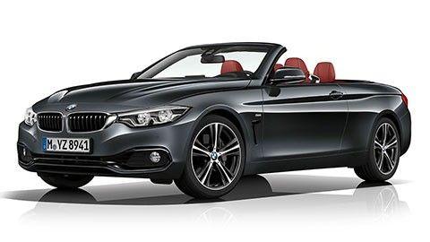 BMW 440i cabriolet