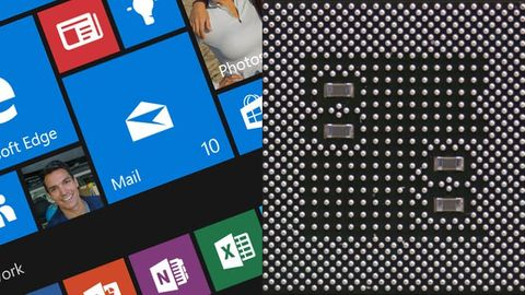 Windows 10 och Snapdragon