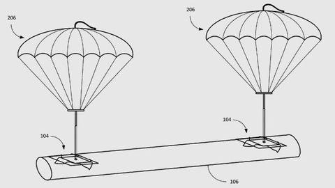 Illustration ur patentansökan
