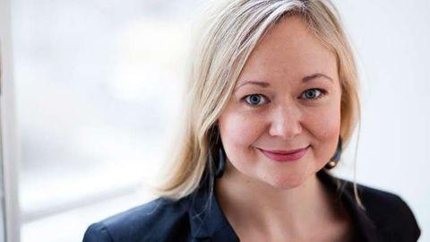 Sofia Rasmussen, VD på Rasmussen Analys.