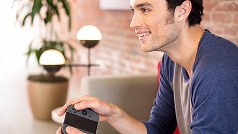 Nintendo Switch Online 2018 promo