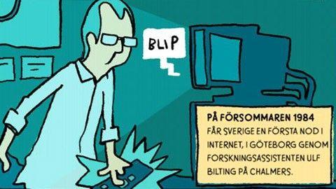 Testa dig själv: Vad vet du om internet?