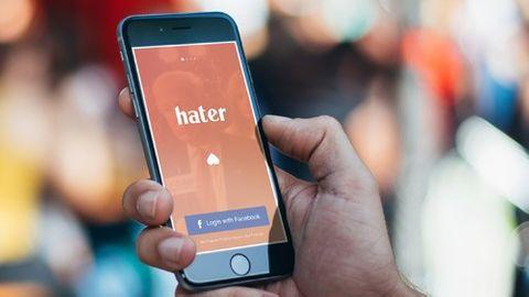 Hitta kärlek med hjälp av hat