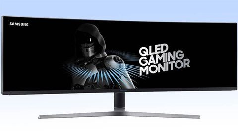 Samsung CHG90 bred gaming-skärm