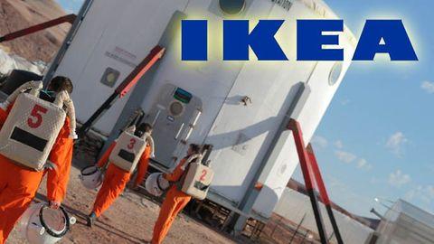 Ikea på Mars