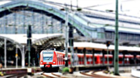 Hitta tåg i hela Europa