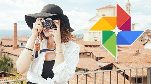 Full koll på semesterbilderna med Google Foto