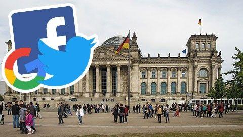 Tyskland facebook
