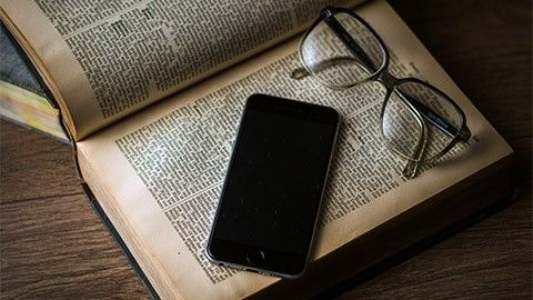 Scanpen fixar högläsning i mobilen