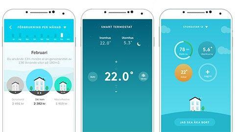 Billigare el med ny smart app