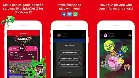 Nintendo Switch Online-app