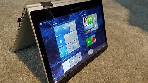 Kör Windows 10-apparna i helskärm