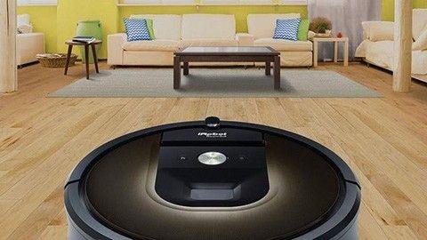 Roomba kartlägger hemmet