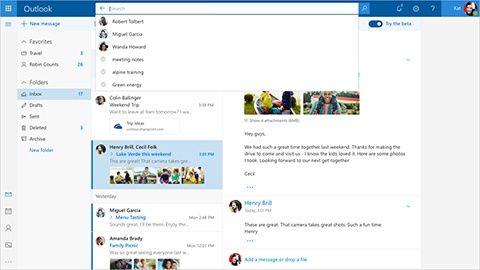 Outlook-beta