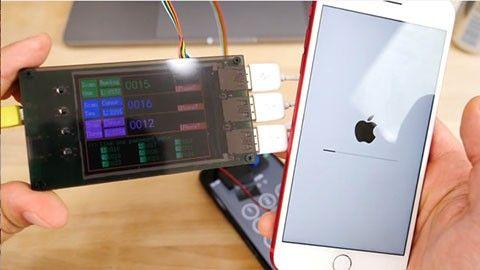 Maskin hackar Iphone 7