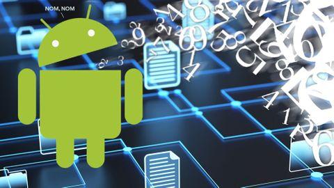 Android lagring frigör utrymme