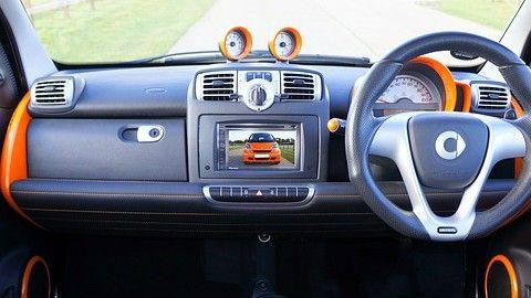 Smart bil