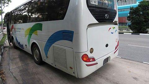 En annan buss