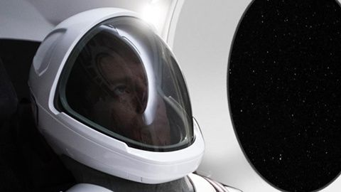Spacex rymddräkt