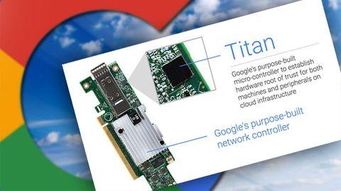 google titan