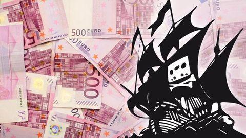Pengar, The Pirate Bay