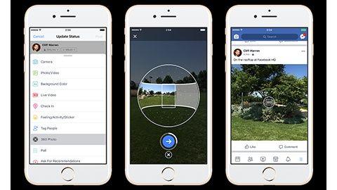 Facebook 360-foton