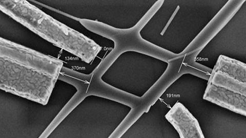 Nano-hashtags ska fånga majorana-partiklar