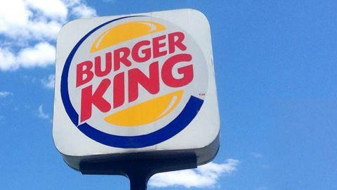 Burger King-skylt