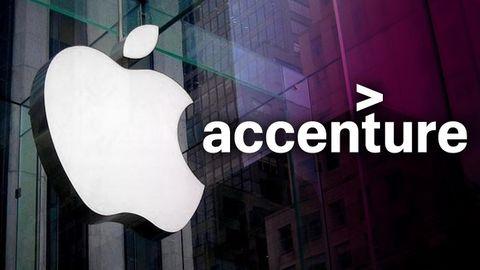 Apple, Accenture