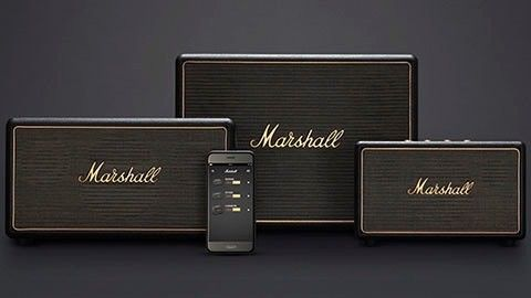 Marshall med Airplay
