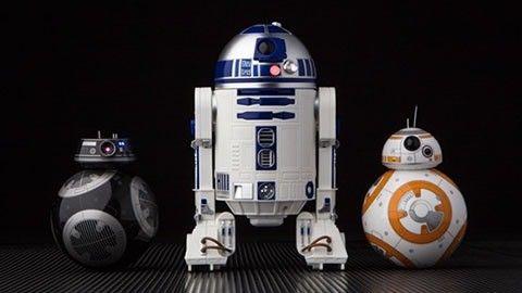 Sphero-robotar