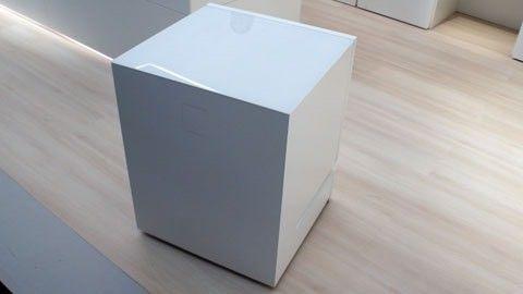 Panasonics robotkylskåp