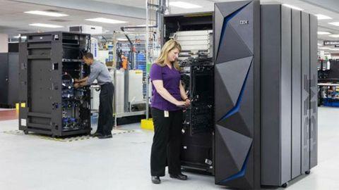 IBM stordator