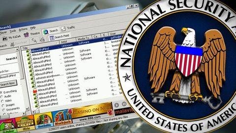 NSA Kazaa