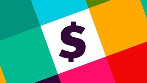 Slack / dollartecken