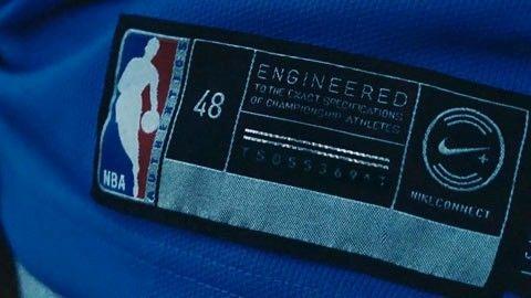 Nike NBA Connect-tröja