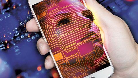 AI i mobil
