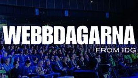 Webbdagarna Stockholm 20-21 mars 2018