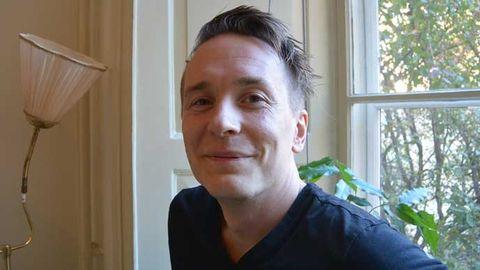 Gustav Nilsson på Psykologifabriken