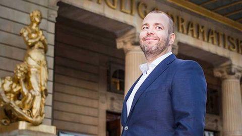 grundaren och vd:n Andreas Hassellöf